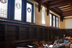 Gasson Commons, formerly the Honors Library (which will have a new home when Stokes Hall is completed in fall 2012).<br/>Photograph: Caitlin Cunningham