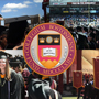Commencement close-up