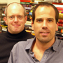 Googled: Greg Boesel JD, MBA'99 and Mark Hexamer JD, MBA'99