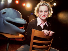 Googled: Amy Poehler '93, big shot comedian
