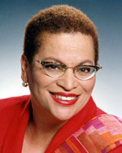 Googled: Julianne Malveaux '74, MA'76, from pundit to president