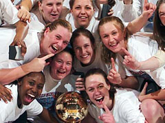 Googled: BC women's basketball team